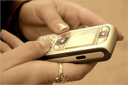 Mensajes de móvil para ayudar a adelgazar