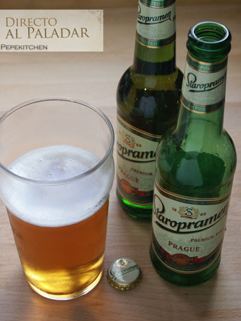 Staropramen Premium Lager, cata de cerveza checa