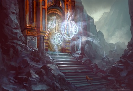 Imágenes del 'Final Fantasy' en el que trabajaba GRIN