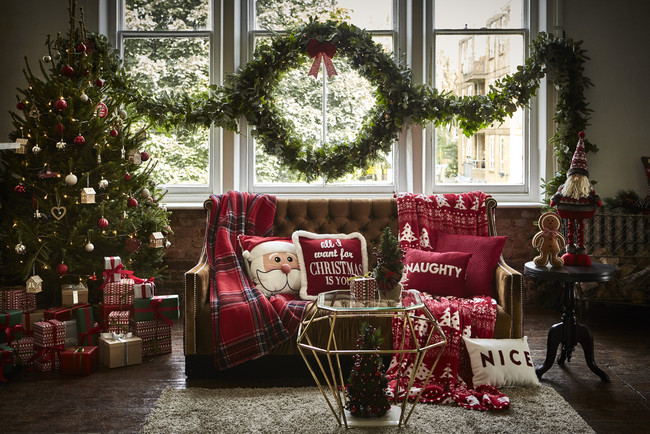 Esta navidad tu hogar desprenderá estilo sin gastar mucho dinero gracias a la preciosa (y económica) colección de Primark