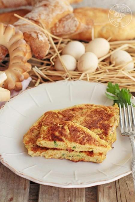 Tortilla De Pan Www Cocinandoentreolivos Com 1