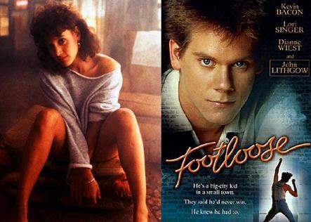 Películas que han marcado estilo: Footloose y Flashdance