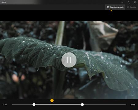 Recortar Video Windows 10