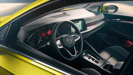 Volkswagen Golf 8 Interior