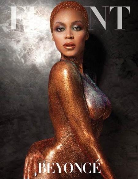 X4947poses icónicas de Beyoncé