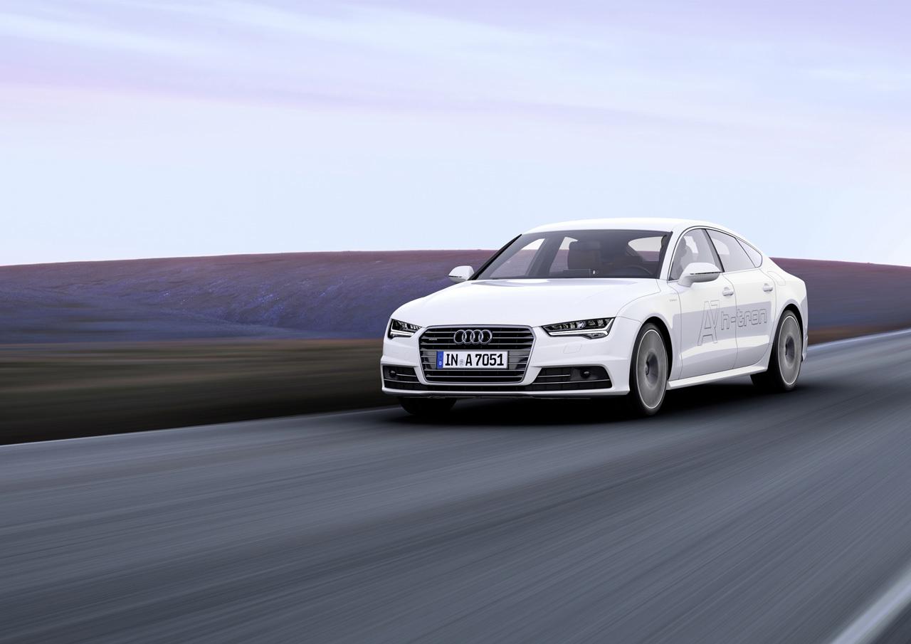Foto de Audi A7 Sportback h-tron quattro (6/49)