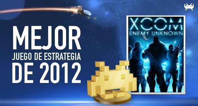 Mejor juego de estrategia de 2012: XCOM: Enemy Unknown