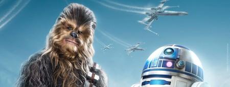 La Temporada de la Fuerza y Star Wars invaden Disneyland París