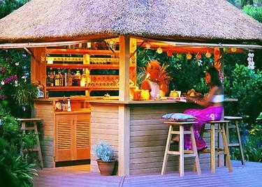 La Taberna Pirata de Honeymoon, la quiero en mi jardín