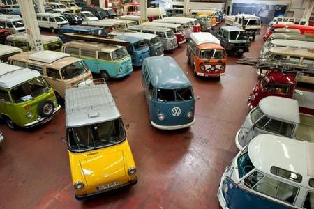 Furgonetas Volkswagen Clásicas