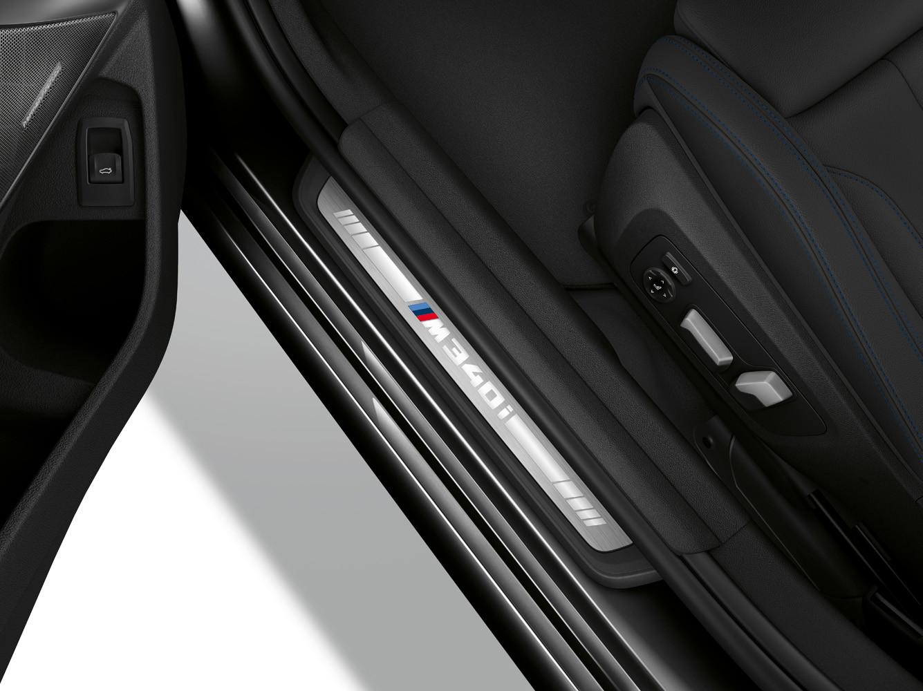 Foto de BMW M340i xDrive sedán (8/12)