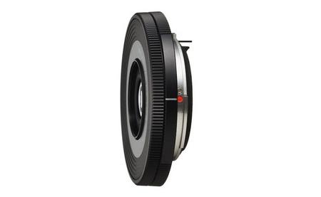 Pentax-DA 40mm f/2.8 XS