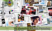 48 alternativas a Adobe Photoshop, 22 programas de escritorio y 26 servicios online