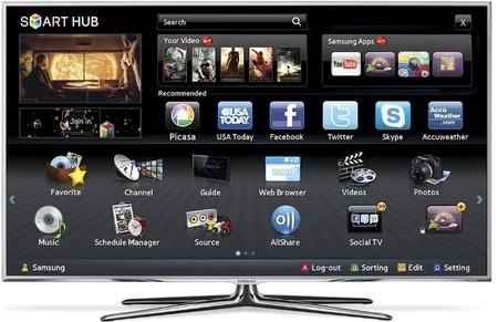 Aplicaciones para tu Samsung Smart TV que no deberían faltar estas navidades