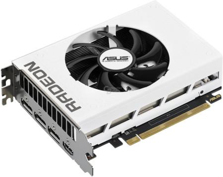 La Radeon R9 Nano también vendrá en color blanco con la ayuda de ASUS