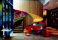 El lujo asequible del Hotel Bankside en Londres