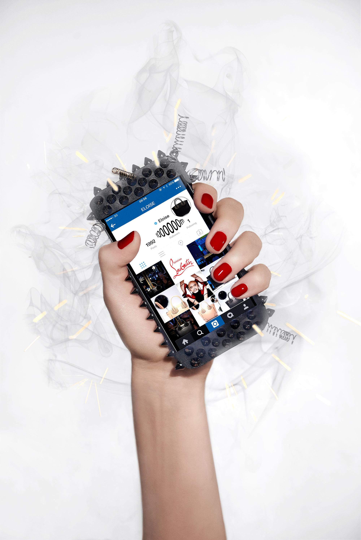 Foto de El nuevo 'it bag' de Christian Louboutin se llama 'Eloise' (1/8)
