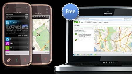 Nokia incluirá un navegador offline gratis