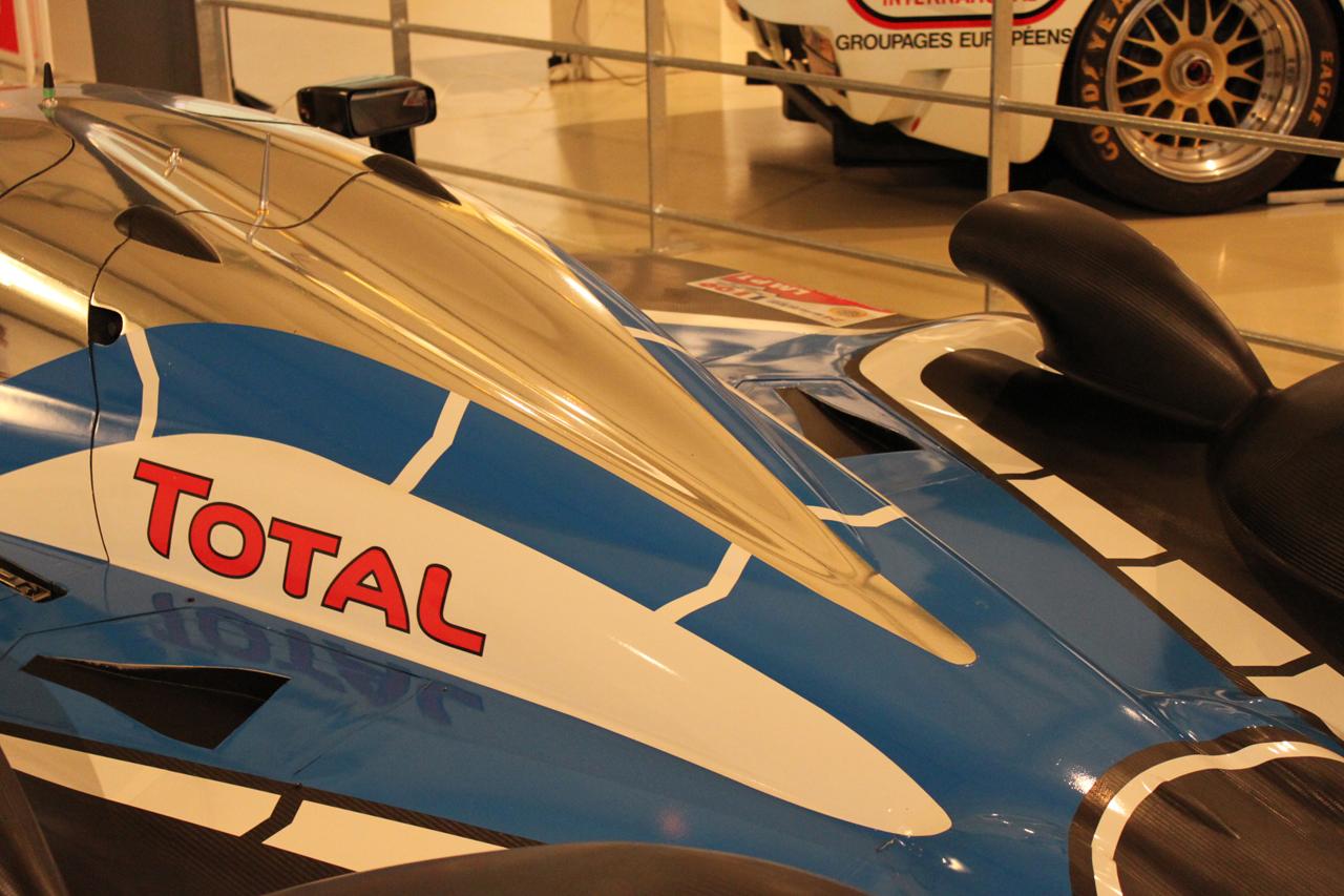 Foto de Museo 24 horas de Le Mans (72/246)