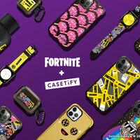 CASETiFy anuncia alianza con Epic Games para lanzar una colección de fundas y accesorios de 'Fortnite' en México