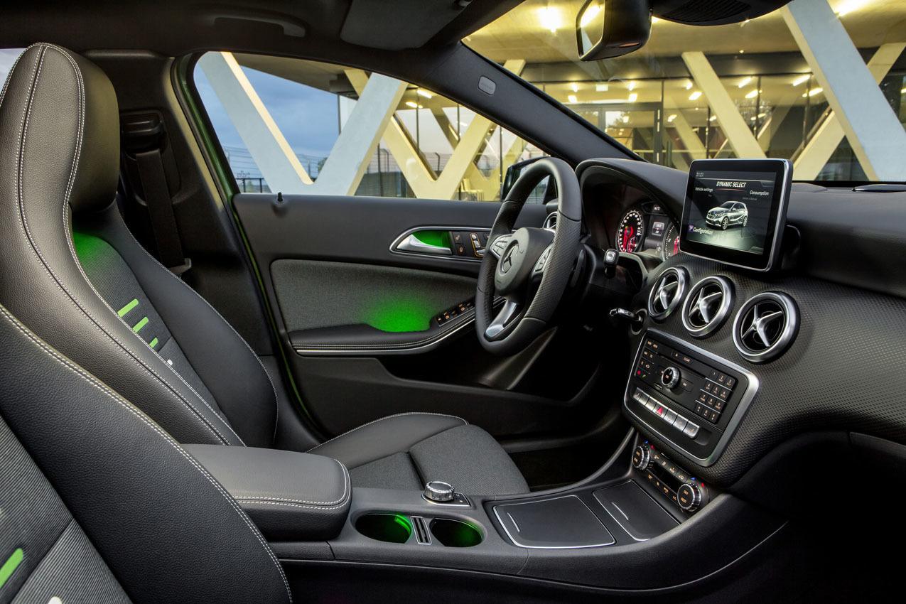 Foto de Mercedes-Benz Clase A 2015 (1/43)
