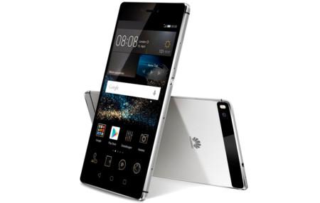 Huawei P8 libre por 229 euros en The Phone House