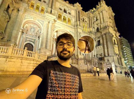 Gran Angular Selfie Noche