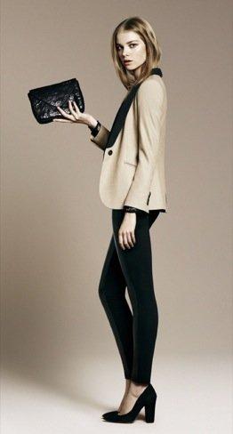 Zara Otoño-Invierno 2010/2011 blazer