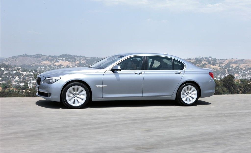 Foto de BMW ActiveHybrid 7 (9/30)