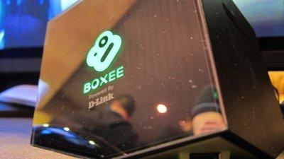El navegador web de Boxee se pasa al motor WebKit para ser más compatible con HTML5