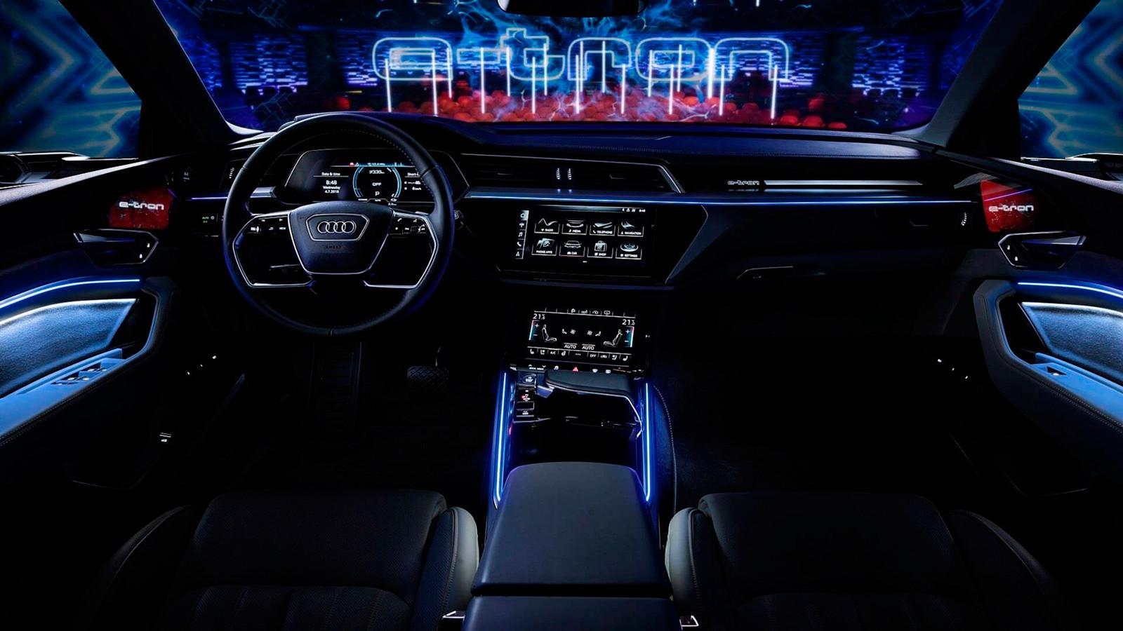 Foto de El habitáculo del Audi e-tron, al descubierto (3/19)