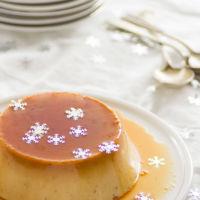 Flan de turrón y tarta de puerros y nueces en la quincena gourmet de Trendencias Lifestyle (LXII)