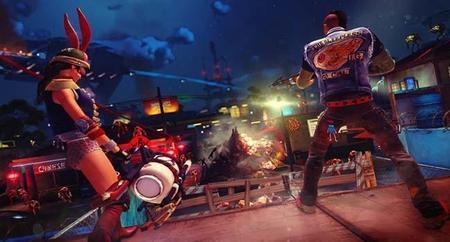 El modo multijugador Chaos Squad de Sunset Overdrive se muestra en su nuevo video