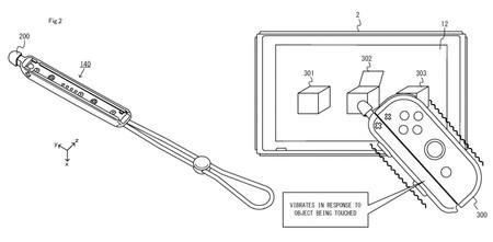 Esta patente de Nintendo de un nuevo lápiz táctil para Switch invita a soñar con el retorno de las grandes ideas de DS