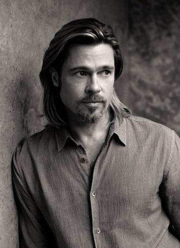 Brad Pitt para Chanel