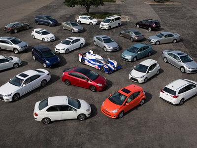 ¿Cuáles son los tipos de coches que más triunfan en cada país del mundo?