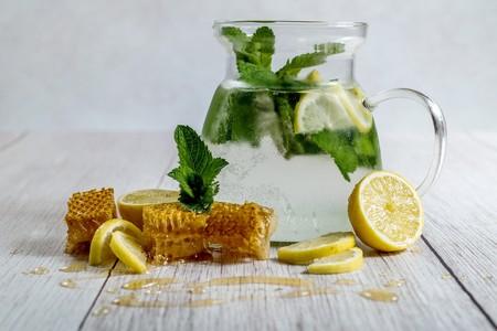 limon-miel-agua