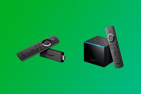 Amazon se prepara para el Black Friday y rebaja sus Fire TV Stick y TV Cube a precios mínimos históricos: desde 19,99 euros