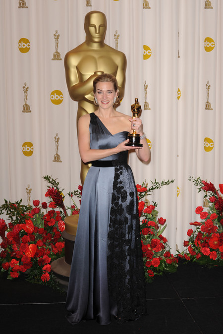Kate Winslet Oscar 2008