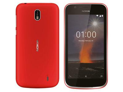 Nokia 1 con Android Go: el más básico de la gama se muestra en imágenes