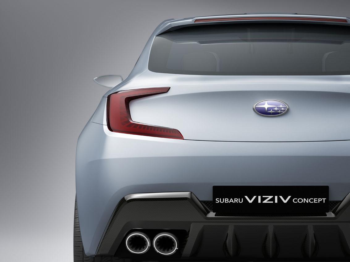 Foto de Subaru Viziv Concept (28/28)