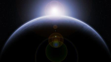Es la primera vez que se logra una fotografía de un planeta en formación: así está siendo el nacimiento de PDS 70b