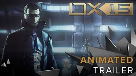 Deus Ex celebra su 15º aniversario con una animación