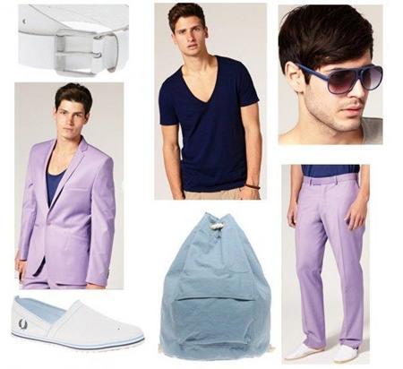 tailoring total look