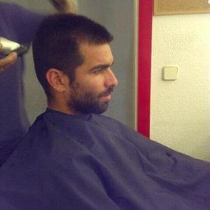 Rubén Cortada... ¿pelo largo o pelo corto? Sinceramente, nos da igual