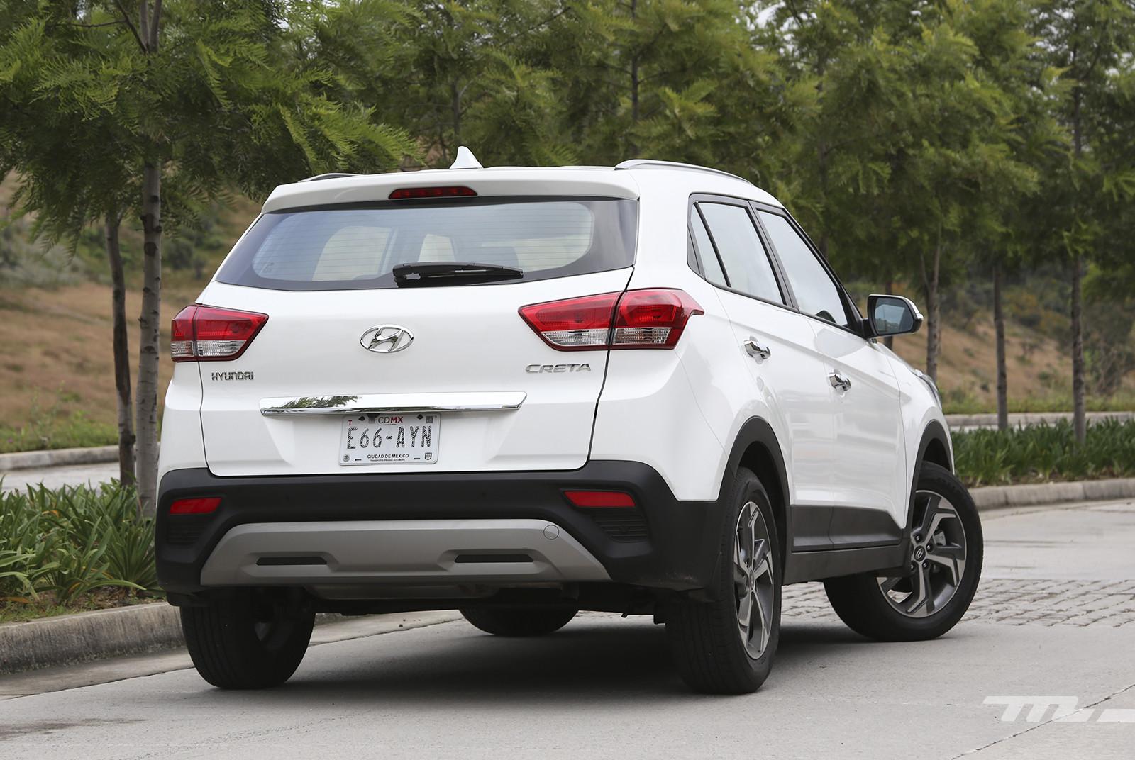 Foto de Hyundai Creta 2019 (prueba) (7/17)