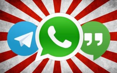 ¿Por qué Telegram o Hangouts son mejores que WhatsApp en la web?