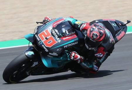 ¡Bombazo en Jerez! Fabio Quartararo ya es el poleman más joven de MotoGP con el dominio de las Yamaha Petronas
