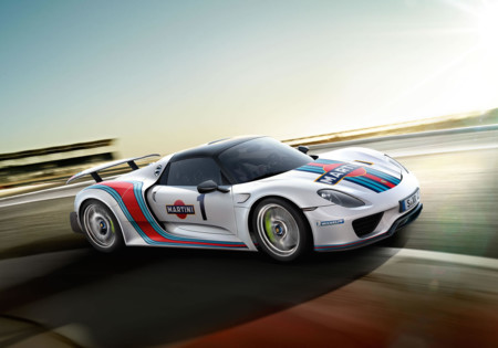 918 Weissach Martini Livery 01 Front