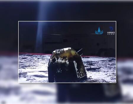 China lo ha conseguido, ha traído con éxito rocas de la Luna convirtiéndose en el tercer país en la historia en hacerlo